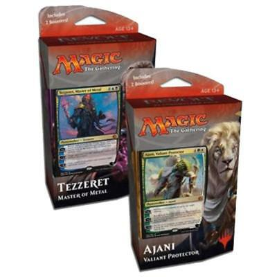 Magic The Gathering Aether Revolt Planeswalker - Both Decks AJANI & TEZZERET