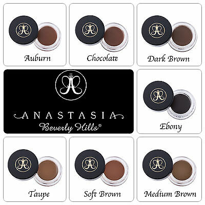 New In Box Anastasia Beverly Hills Dipbrow Make Up Pomade Dip Brow*FREE Stencil*