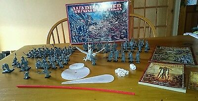 Warhammer Fantasy Battle Island of Blood incl extra figures