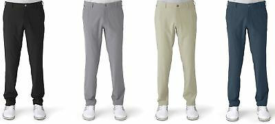 Adidas Ultimate 365 Tapered Fit Pant Mens Golf Trousers - New 2017