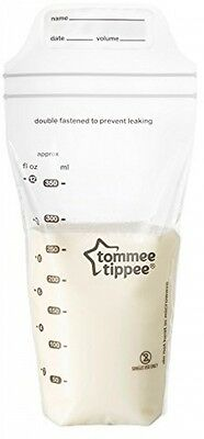 Tommee Tippee Breast Milk Storage Bags, 36-Count