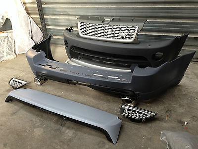 Range Rover Sport Autobiography Style 2012 Facelift Full Body Kit Inc (Wings)