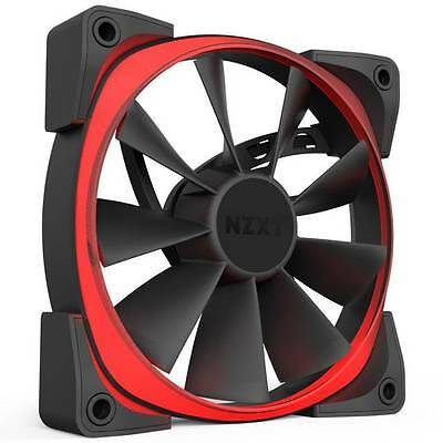 NZXT Aer RGB120 & HUE+ RF-AR120-C1 120mm Bundle Pack Aer RGB Fans with HUE+