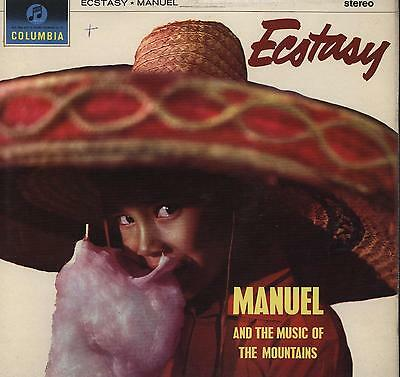 [LP] Manuel And His Music Of The Mountains ,Ecstasy (Columbia)