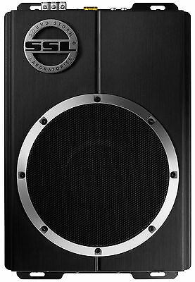 """NEW SOUNDSTORM LOPRO10 10"""" 800W Under Seat Powered Subwoofer Sub"""