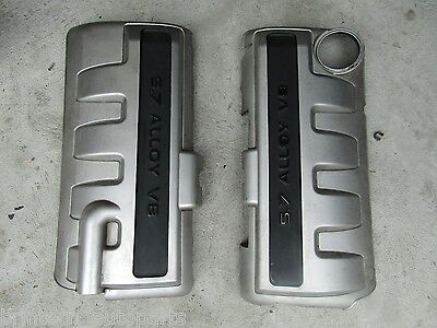 HOLDEN COMMODORE SS LS1 V8 5.7L Alloy Engine Cover Trim