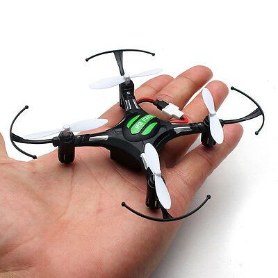 JJRC H8 Mini RC Quadcopter 2.4G 4CH 6 Axis Gyro 3D Eversion RTF Drone Headless