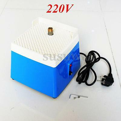 Mini Portable Automatic Stained Grinder Diamond Glass Art Grinding Tools 220V