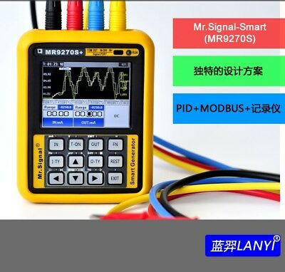 2018 HART MR9270S+ 4-20mA Signal Generator Calibration Current Thermocouple