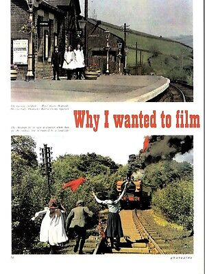Lionel Jeffies : Why I Wanted To Film The Railway Children Article & Picture(S)