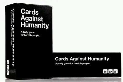 New Genuine Card Against Humanity UK Edition - Main Game