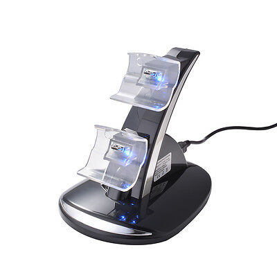 Dual Charger Dock Station Charging Stand for Xbox One Wireless Controller AC614