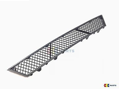 Bmw New Genuine 5 Gt Series F07 09-13 Front Bumper Lower Centre Grill 7200729