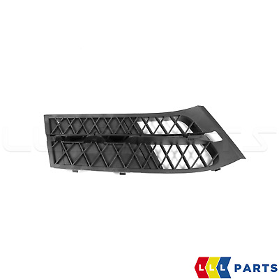 Bmw New Genuine 5 Series Gt F07 09-13 Front Bumper O/S Right Lower Grill 7200736