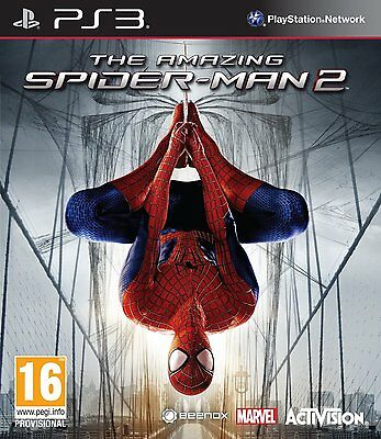 The Amazing Spider-Man 2 PS3 Brand New & Sealed Free Delivery