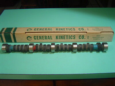 General Kinetics GK930 Cam, Chevy Small Block 283-400, Grind # 3896929, NEW