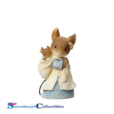 Heart of Christmas Everyday Mouse with Baby 4055900 New 2017