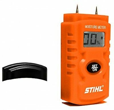 Stihl Wood Moisture Meter For Firewood Humidity Measuring Device