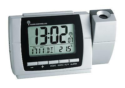 TFA 60.5002 Radio-controlled projection clock with Temperature
