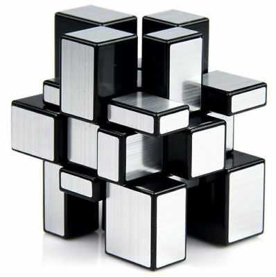 Mirror Magic Ultra-smooth Professional Speed Cube  Puzzle Twist Gift game kids