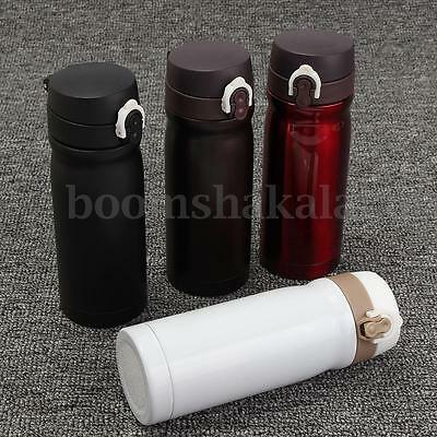 350/500ML Stainless Steel Vacuum Thermos Bottle Mug Drink Cup Flask Container