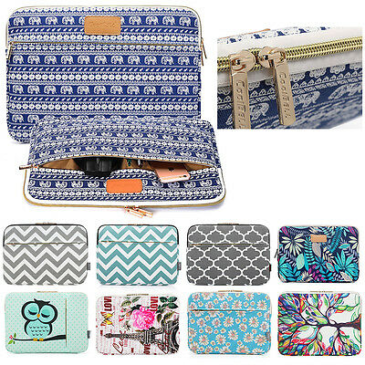"""Notebook Laptop Sleeve Case Carry Bag Pouch Cover for 11""""13""""14""""15""""17"""" HP Lenovo"""