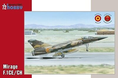 MPM/Special Hobby SH72289 - 1/72 Mirage F.1 CE/CH