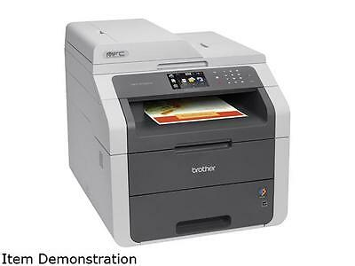 Brother Certified MFC-9130CW 4-in-1 Multifunction Wireless Color Laser Printer -