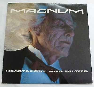 """Magnum - Heartbroke and busted   UK 7"""""""