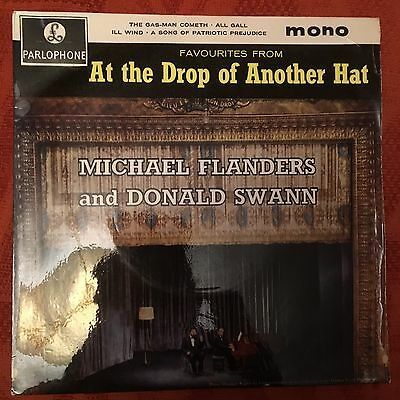 At the Drop of Another Hat - Flanders and Swann e.p.
