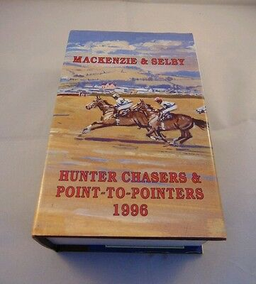 Mackenzie & Selby's Point to Point and Hunter Chasers 1996