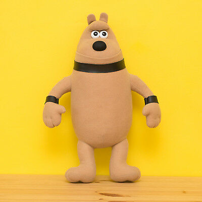 """Wallace And Gromit Preston 15"""" Toy Plush"""