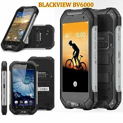 Blackview BV6000 Waterproof 4G Smartphone 3GB+32GB Android 6.0 Octa-Core 13MP