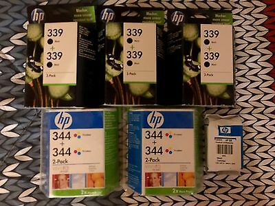 Tinta Hewlett Packard Hp 339 C9504Ee Original Pack De 2