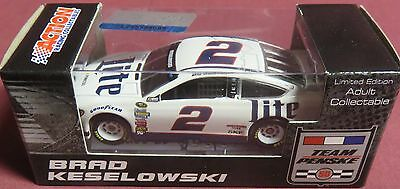 New, 1/64 Action 2016 Ford Fusion,  Miller Lite Beer, Brad Keselowski