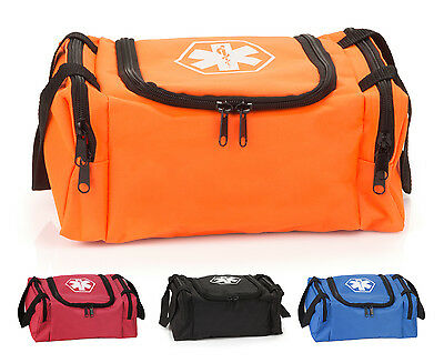 Eco Medix First Aid Kit Fully Stocked with Emergency Trauma Supplies