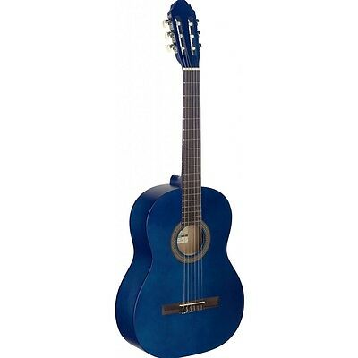 Stagg C440 Full Size Classical Guitar - Blue