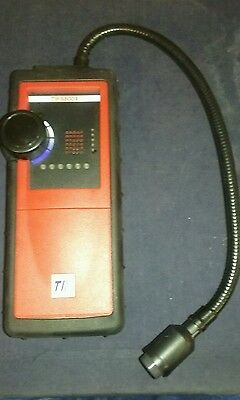 SPX TIF8800X Industrial Combustible Gas Detector.  Without charger. Working