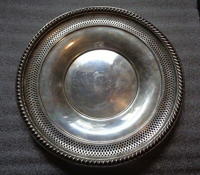 Old Cornwell  sterling silver plate