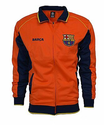 FC BARCELONA Track Jacket Official Merchandise ADULT, SHIPS SAME DAY Messi