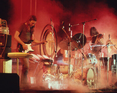 Classic Pink Floyd David Gilmour Concert Photo Picture Photograph