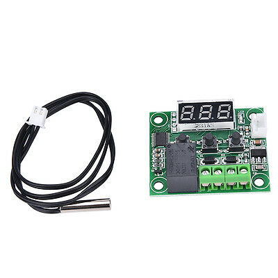 Hot! DC 12V Digital LED Thermostat Temperature Control Switch Module XH-W1209  g