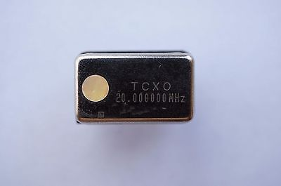20MHz TCXO for TS-570D 870, 850, 450, 690, 950 Compatible Kenwood SO-2