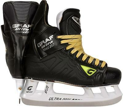 New Graf Ultra G7 Ice Hockey Skates Size - Senior