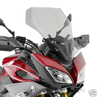 Givi D2122S WINDSCREEN Yamaha MT-09 TRACER 2015 smoked SCREEN new UK in stock