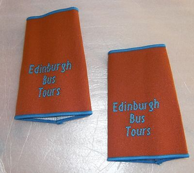 Edinburgh Bus Tours Epaulettes