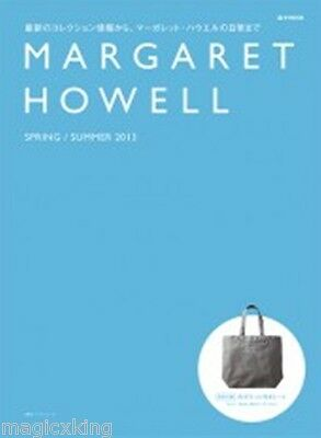 Margaret Howell Spring Summer 2013 Magazine Collection w Tote Bag RARE