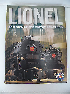 Lionel 2011 Signature Edition Catalog