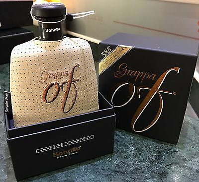 BONOLLO CENTENNIAL OF Grappa di Amarone Reserve Barrique 70 CL. ASTUCCIATA 58,8°