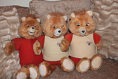 Teddy Ruxpin Great Christmas Present